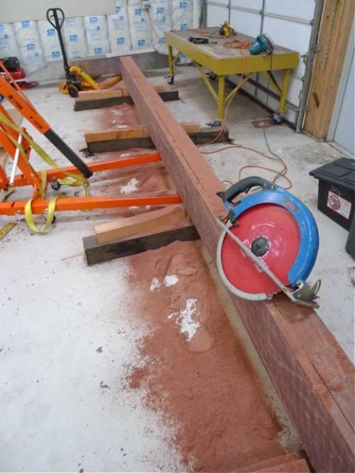 beam saw